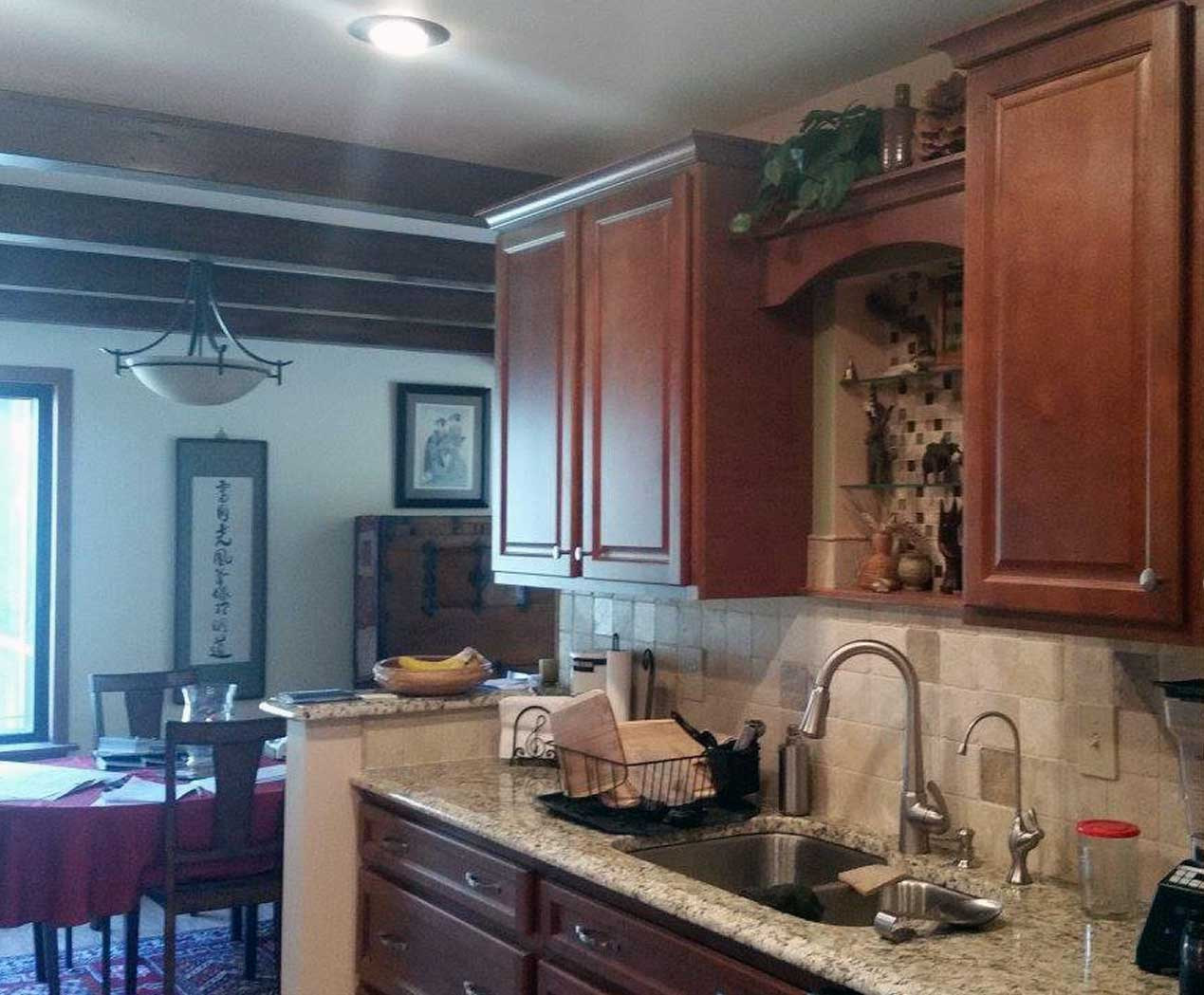 home kitchen remodel