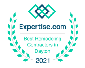 award for best remodeling contractor in Dayton ohio